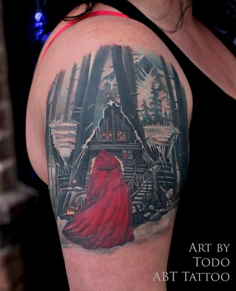 Tattoo Ideas Hood: Tattoos By Todo